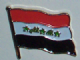 Flag Badge - Iraq